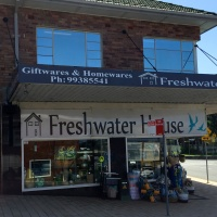 Freshwater - it's my new spot.